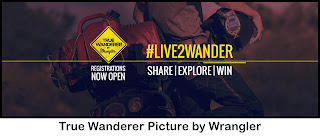 Wrangler brings you the sixth edition of True Wanderer