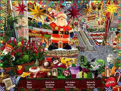 Christmas Wonderland wallpapers, screenshots, images, photos, cover, poster