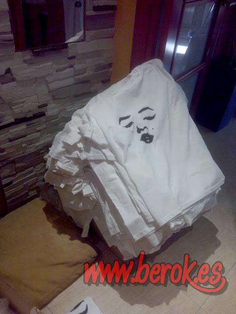 camisetas de Marilyn Monroe