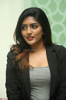 Actress Eesha Looks gorgeous in Blazer and T Shirt at Ami Tumi success meet ~  Exclusive 052.JPG