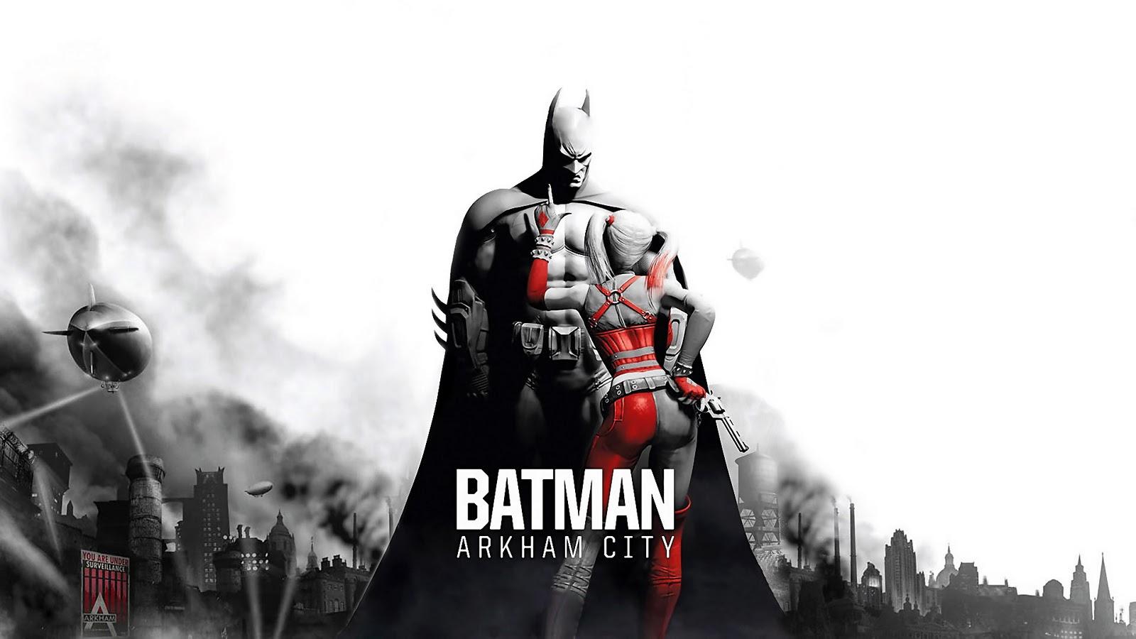 De Gamer pra Gamer: Batman: Arkham City trailer e análise