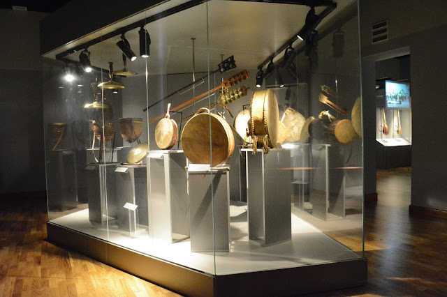 Geleneksel Müzik Aletleri Müzesi, Almatı