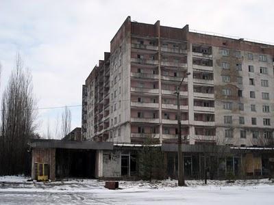 Chernobyl Contoh Kota Mati Yang Terkena Radiasi Nuklir