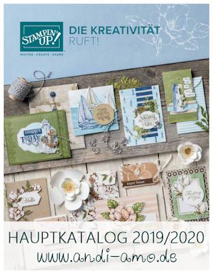 Stampin Up Jahreskatalog 2019-2020 kostenlos bestellen