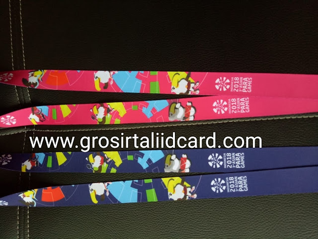 Tali id card asian paragames
