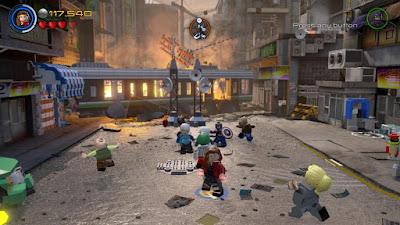 Download Lego Marvel Avengers Full Version iso For PC