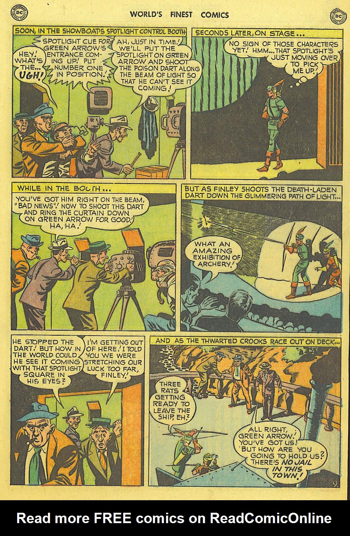 Read online World's Finest Comics comic -  Issue #49 - 26