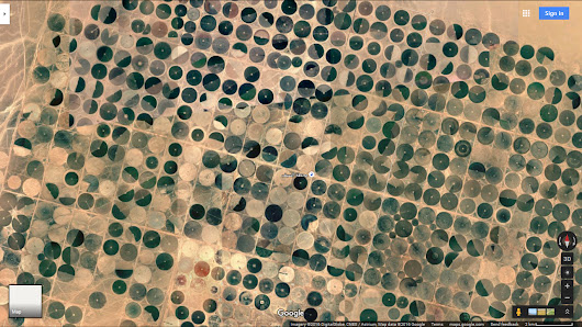Agricultural province of Saudi Arabia, Al Jouf