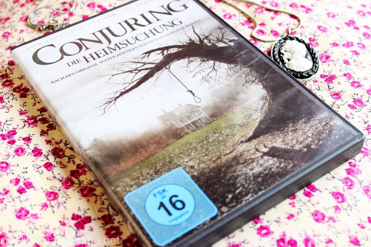Media Monday, Beste Horrorfilme, The Conjuring, Filmblogger, Serienjunkie,