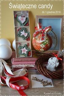 Świąteczne candy na blogu Katerina&Sztuka