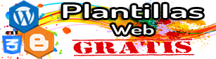 Plantillas Para Tu  Web Gratis Blogger & Wordpress
