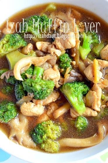 resepi dada ayam masak halia resepi ayam Resepi Nasi Goreng Cendawan Ala Thai Enak dan Mudah