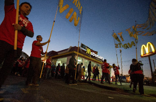 """Thanks To #fightfor15 Min Wage, McDonald's Unveils Job-Replacing Self-Service Kiosks Nationwide"""