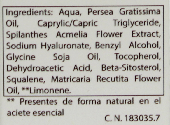serum bisafico con acido hialuronico