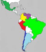 Siete Grandes de América Latina: Reservas Internacionales (a Abril del 2017)