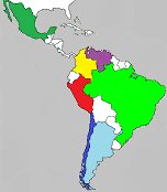 Siete Grandes de América Latina: Flujo de IED al Exterior