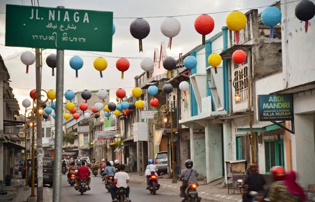 Kota Tua Ampenan Lombok