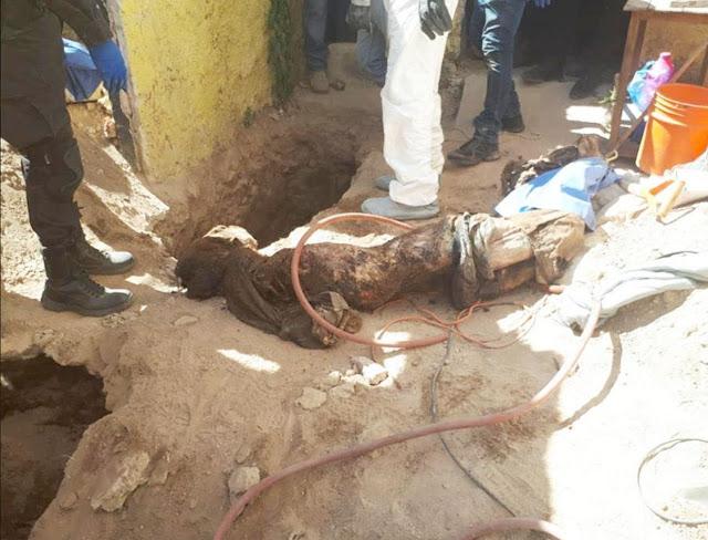 14 hombres y una mujer ejecutados en fosa clandestina en Zapopan