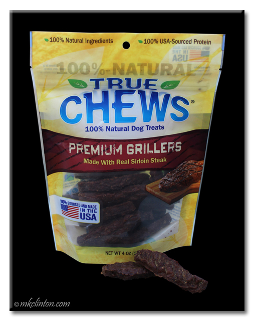 Bag of True Chews 100% Natural Dog Treat Premium Grillers