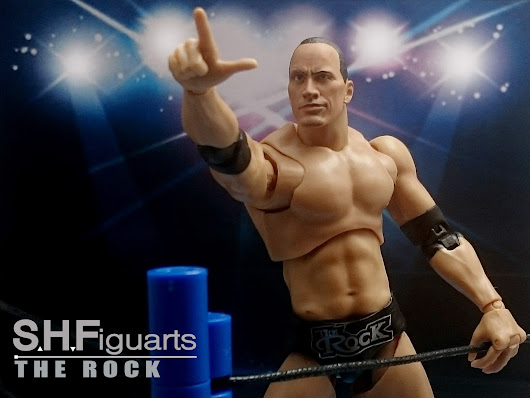 S.H.Figuarts-THE ROCK