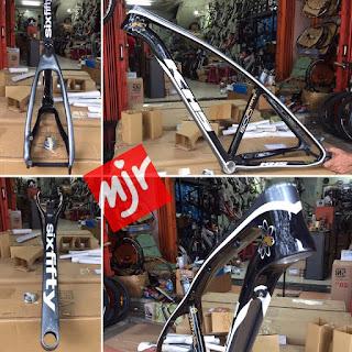 Frame Carbon Khs Sixfifty size M