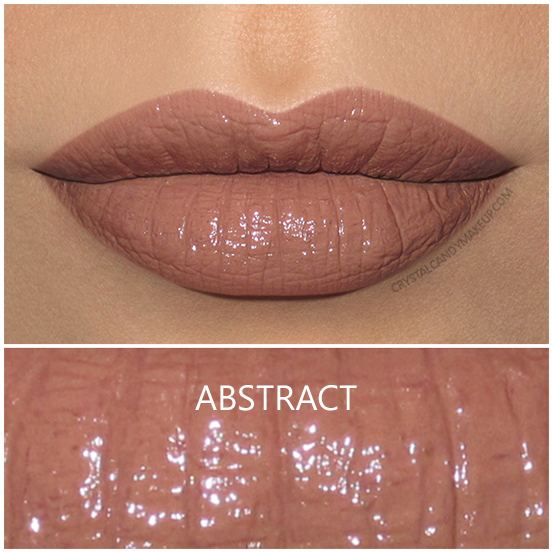 Urban Decay Basquiat Lipstick Abstract Swatch