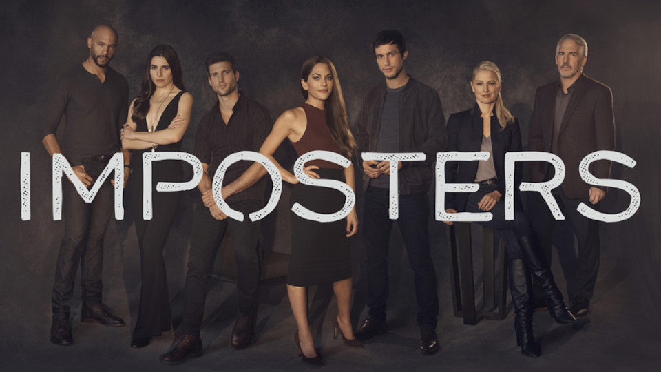 Imposters Serie