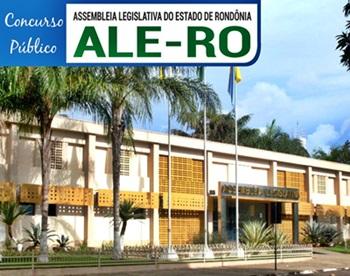 Concurso ALE-RO 2018