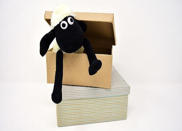 cajas zapatos, organizar en cajas, almacenar, manualidades, enrhedando