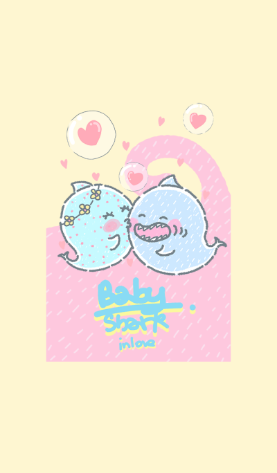 Baby shark : in love