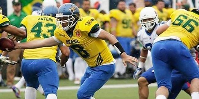 ESPN vai transmitir amistoso de futebol americano entre Brasil e Argentina a181689a8bd14