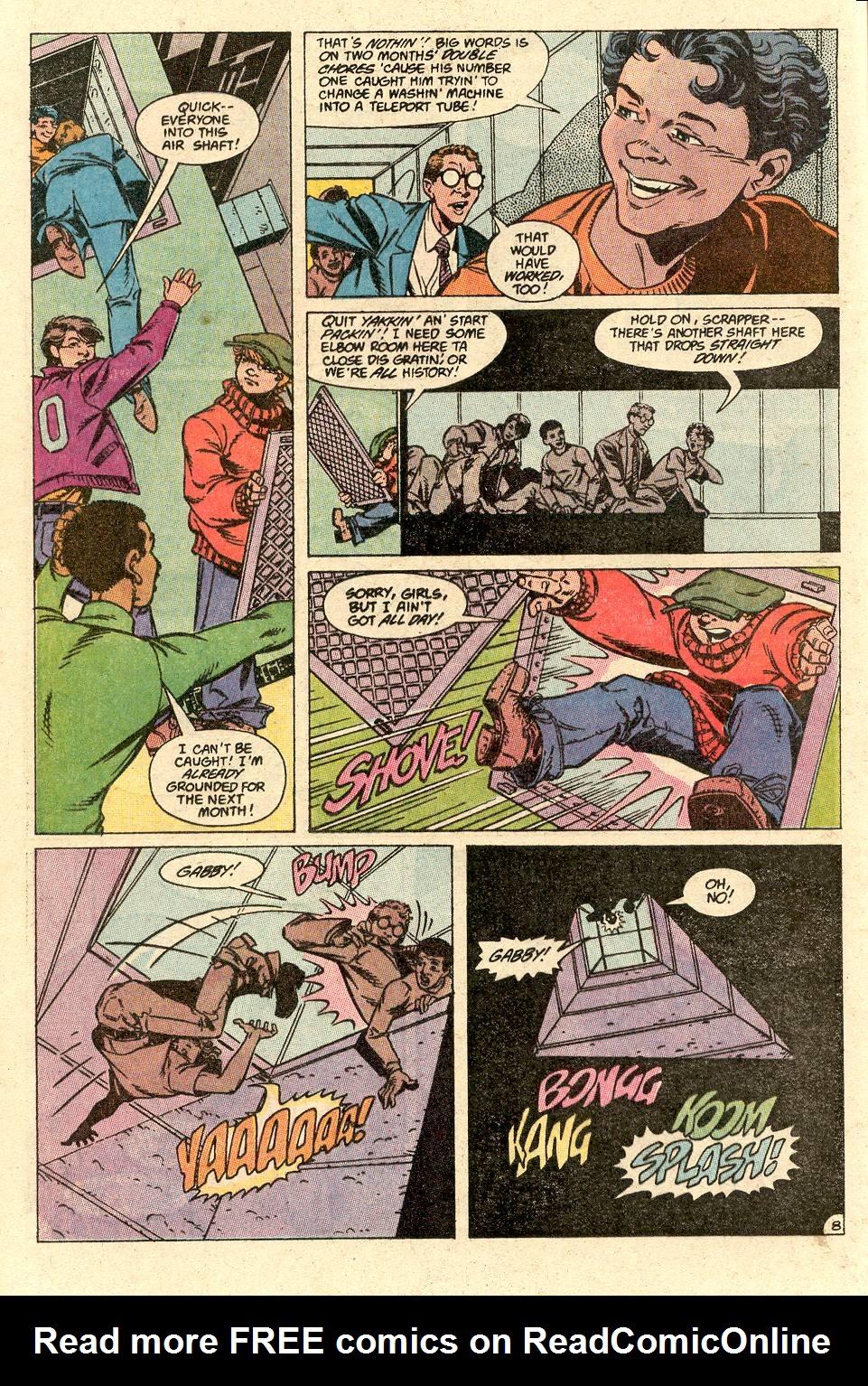 Read online Secret Origins (1986) comic -  Issue #49 - 13