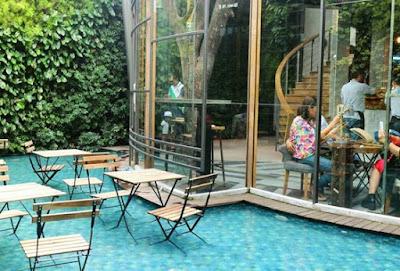 Cafe Unik di Bandung Cocok Untuk Foto dan Wisata
