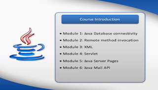 Download Advanced Java Video tutorial in English full version