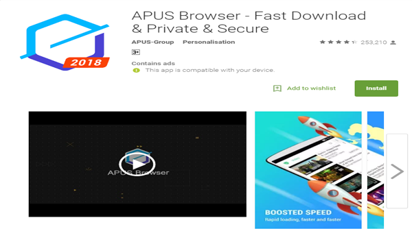 These are the best 4 browsers for Android apps download, containing Flash player in 2018
