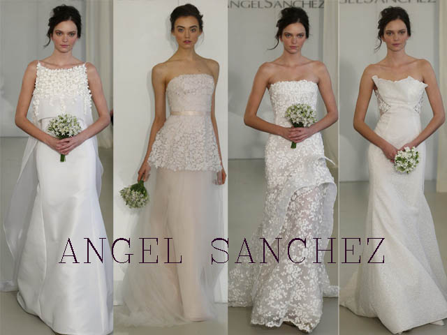 SPRING 2014 BRIDAL COLLECTIONS