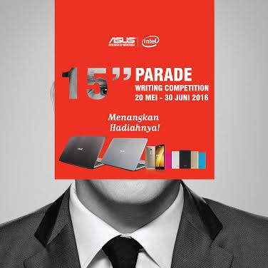 Parade Writing Competition ASUS Notebook 15 Inch