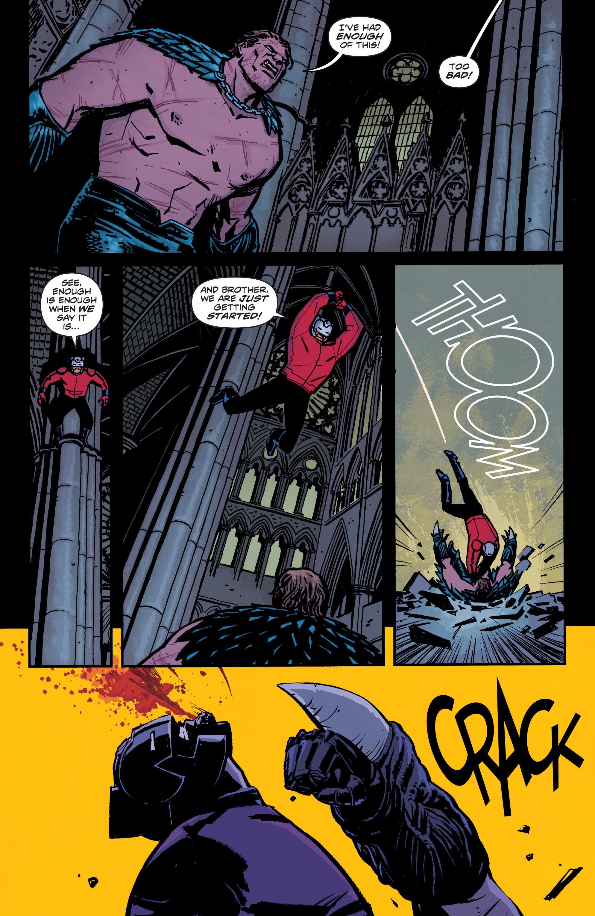 Read online Wonder Woman (2011) comic -  Issue #23 - 9