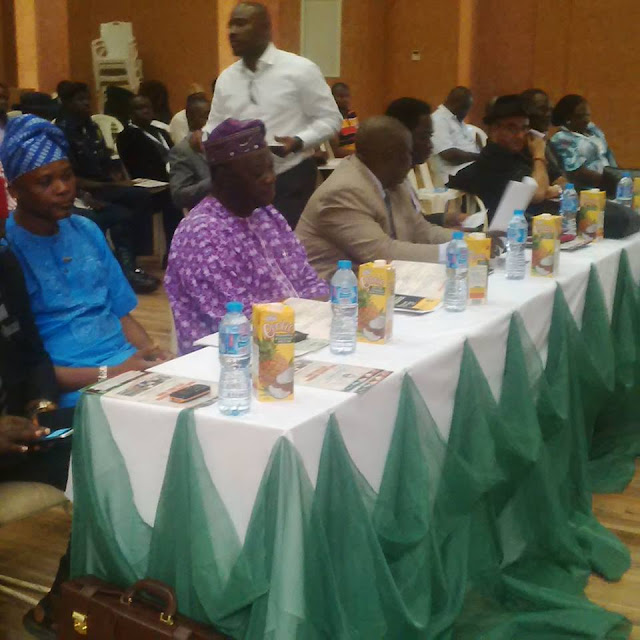Young Engineers Forum of Nigeria. Inauguration of state coordinators.