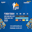 Mandiri Jogja Marathon • 2019