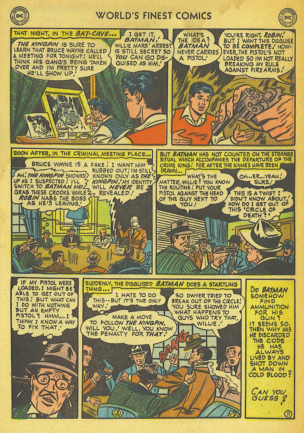 Read online World's Finest Comics comic -  Issue #57 - 63
