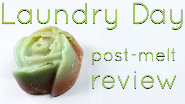 Vapid Wax Laundry Day | Post-Melt Review