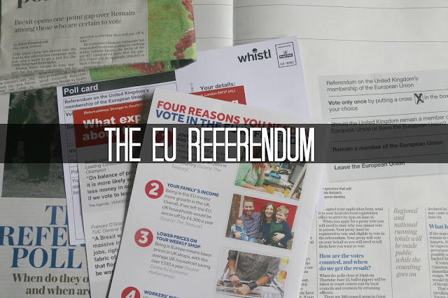 The EU Referendum