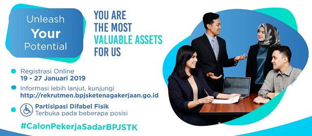 Rekrutmen Karyawan BPJS Ketenagakerjaan Tahun  TERLENGKAP REKRUTMEN KARYAWAN BPJS KETENAGAKERJAAN TAHUN 2019