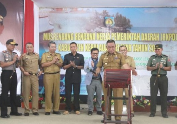 Wabup Buka Resmi Musrenbang 2019, Kabupaten Kepulauan Selayar