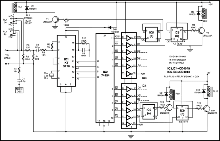 infrared toggle switch for home appliances
