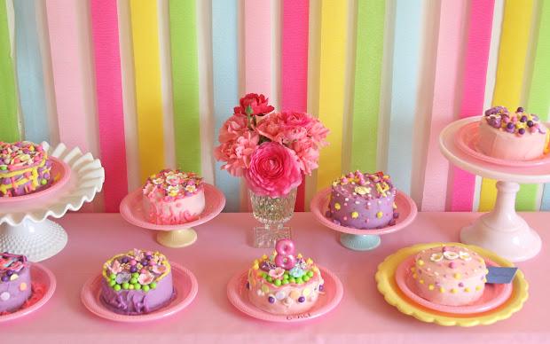 Grace Cake Decorating Party Glorious Treats