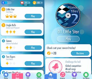 Game Android Terbaik Piano Tiles