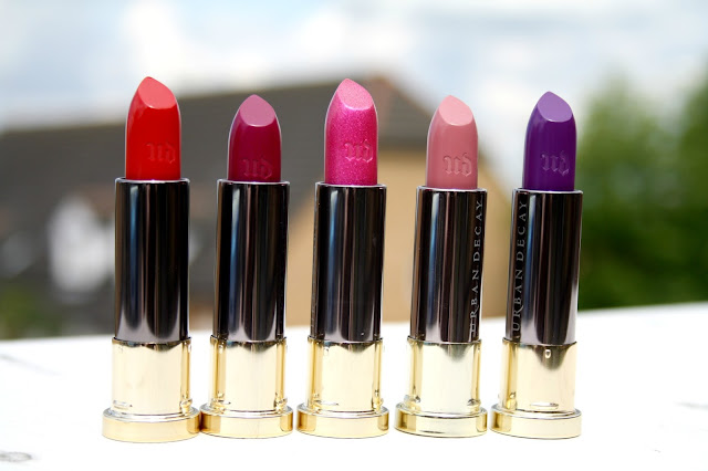Urban Decay biggest lipstick Launch EVER! #LipstickismyVice