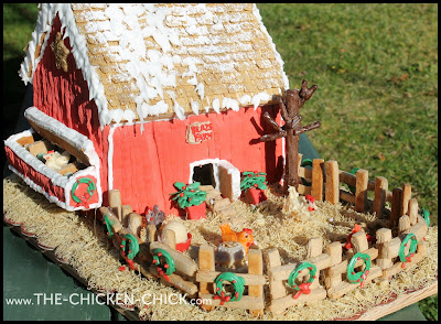 The Chicken Chick 174 Gingerbread Chicken Coop Instructions